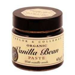 Taylor & Colledge BIO Vanille-PASTE 65g