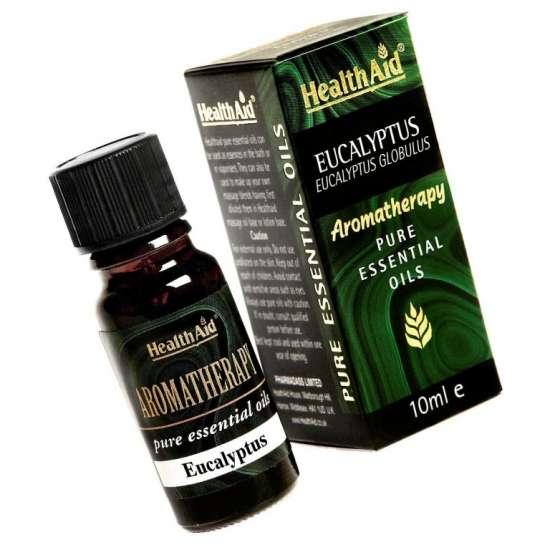 Eukalyptus Öl (Eucalyptus globulus) 10ml ätherisches Öl HA