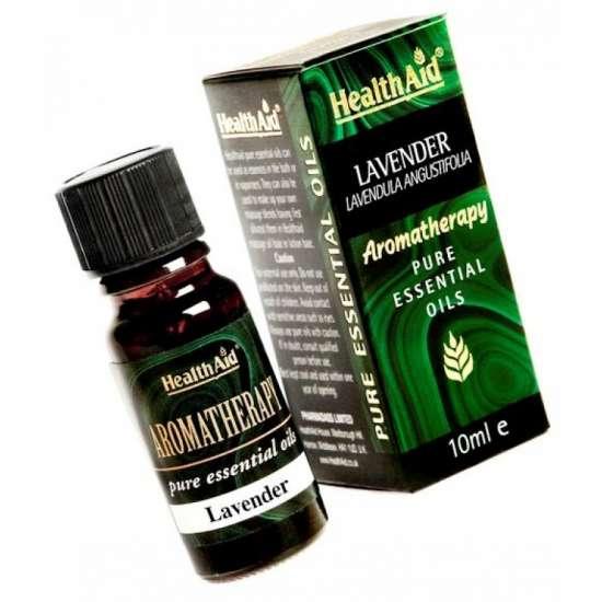 Lavender Oil Lavendelöl (Lavendula angustifolia) 10ml ätherisches Öl HA