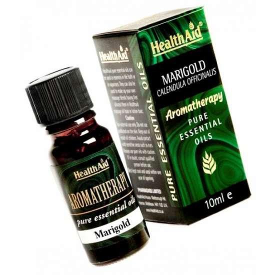 Marigold Oil Ringelblumenöl (Tagetes Glandulifera) 5ml ätherisches Öl HA