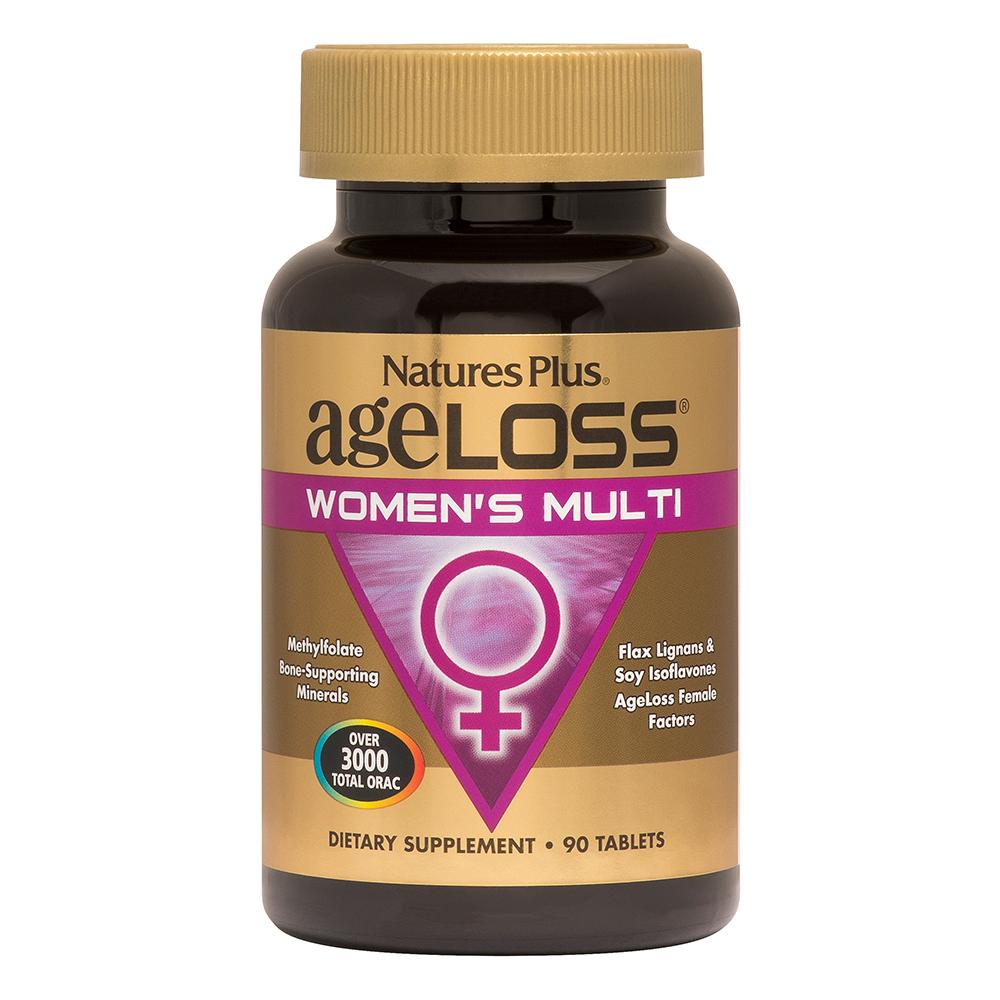 Natures Plus AgeLoss Womans Multi 90 Tabletten