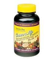 Natures Plus Source of Life® Mini-Tabs No Iron Eisenfrei 180 Mini-Tabletten (185g)
