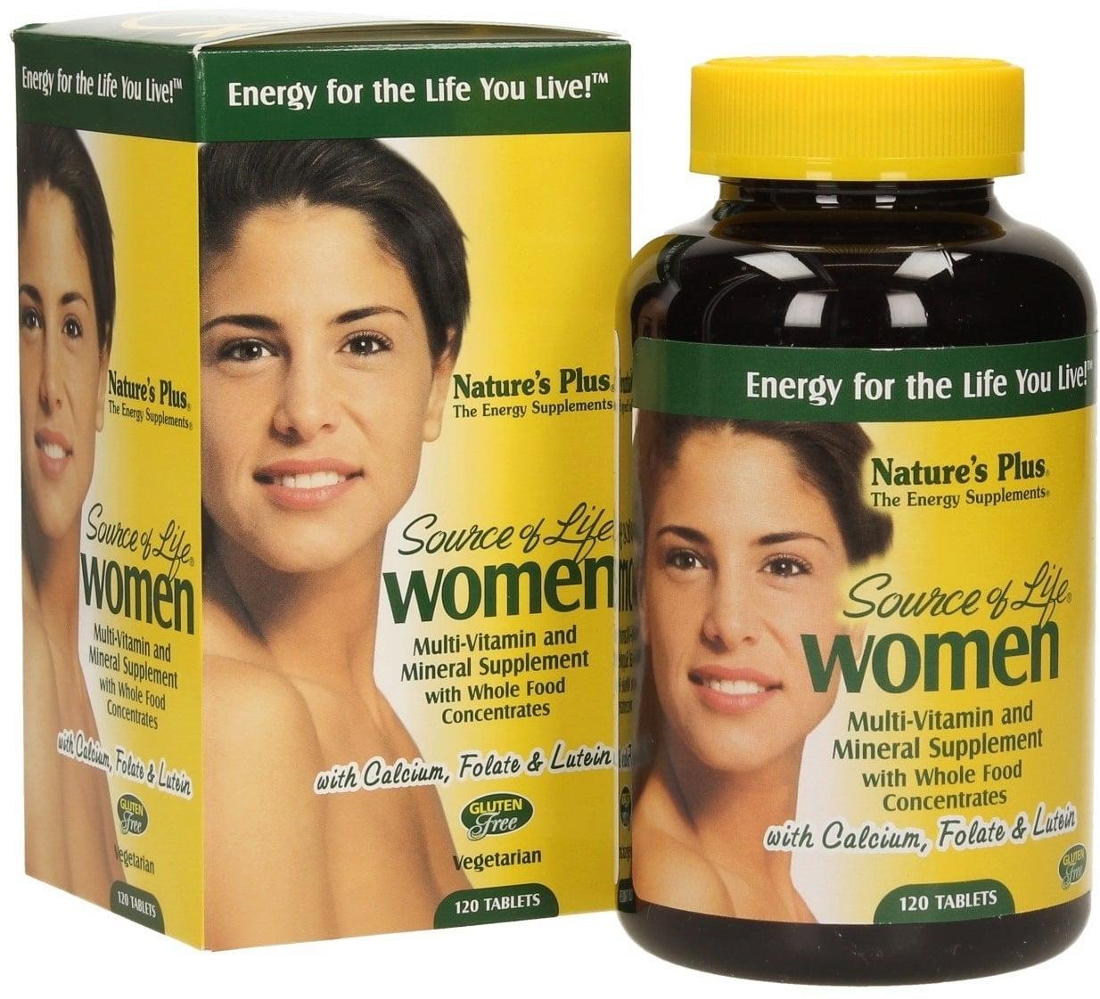 Natures Plus Source of Life® Women 120 Tabletten (275g)