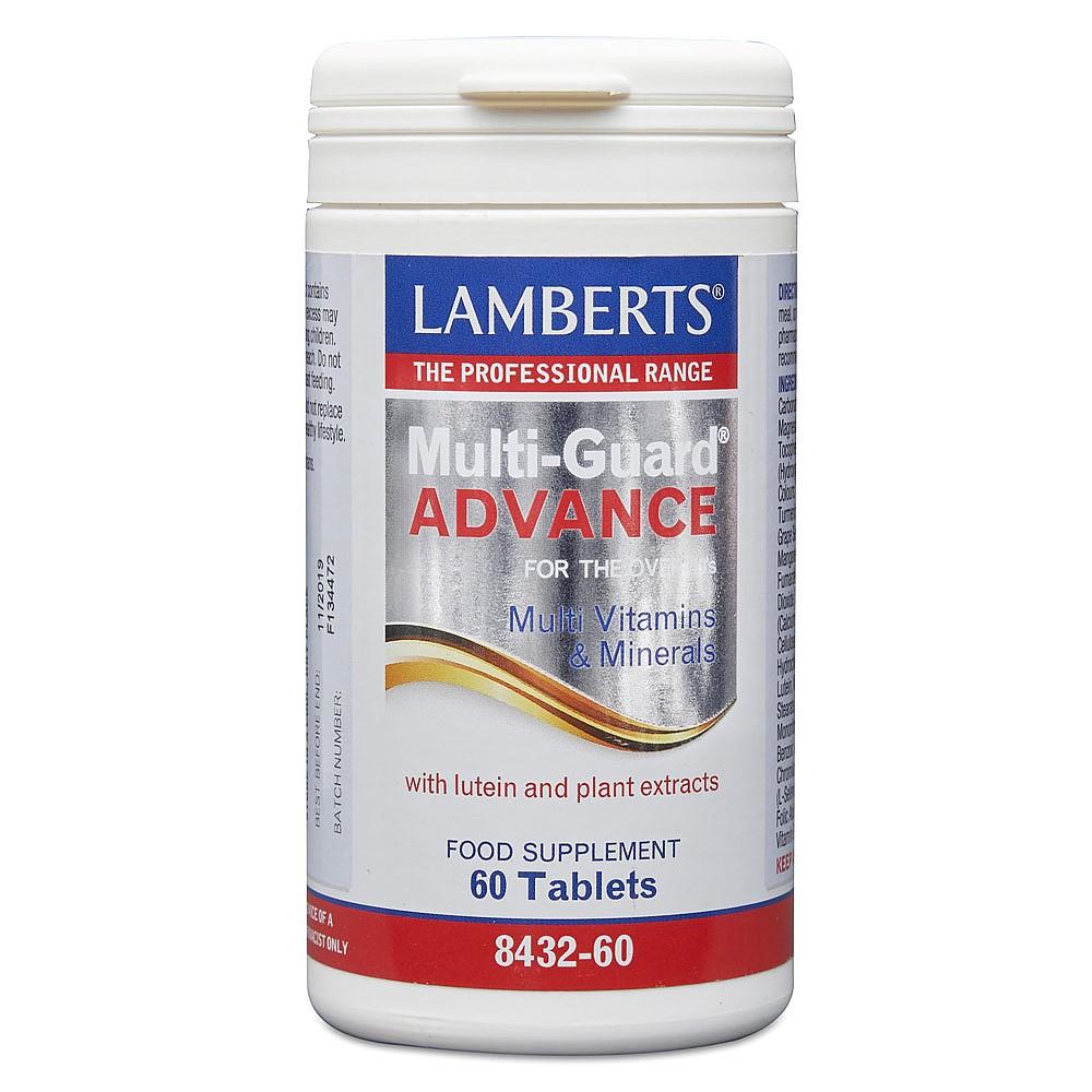 Lamberts Healthcare Multi-Guard® ADVANCE 60 Tabletten