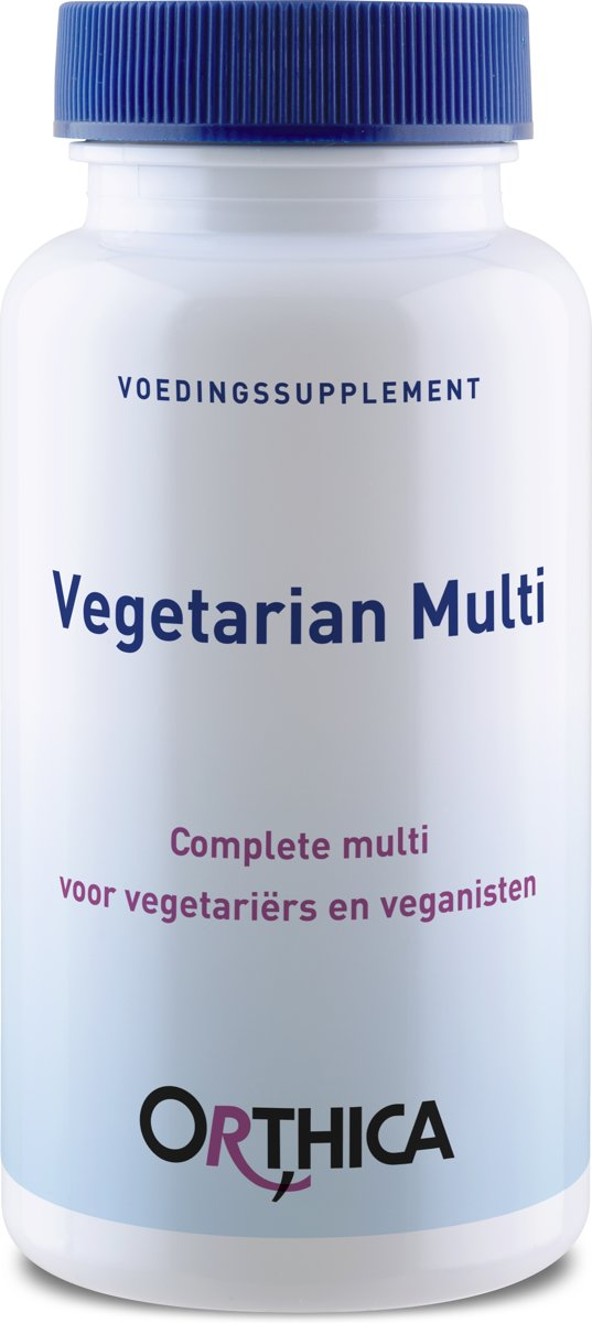 Orthica Vegetarian Multi 90 Tabletten (vegan)