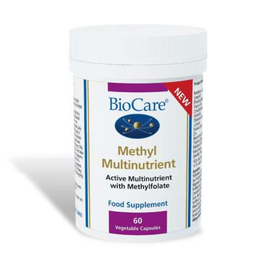 Biocare Methyl Multinutrient 60 veg. Kapseln (vegan)