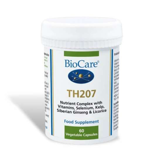 Biocare TH 207  60 veg. Kapseln