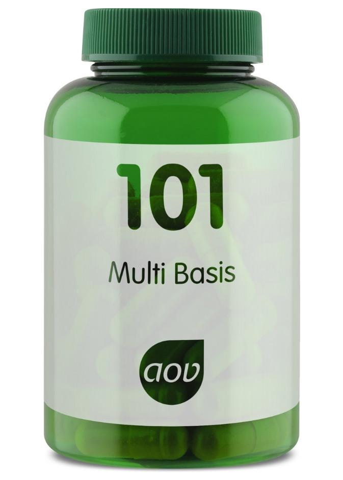 AOV 101 Multi Basis 60 veg. Kapseln