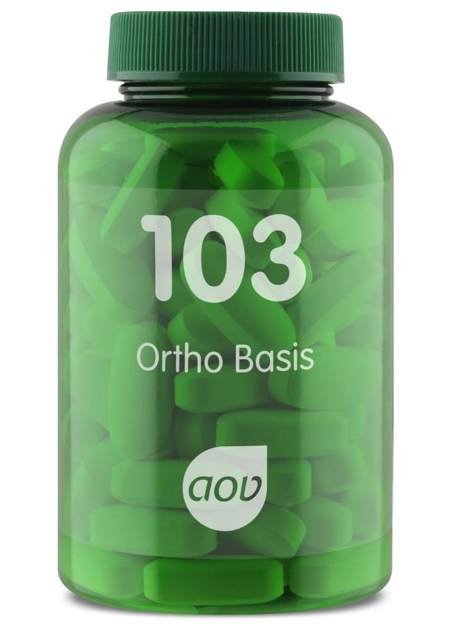 AOV 103 Ortho Basis 90 Tabletten
