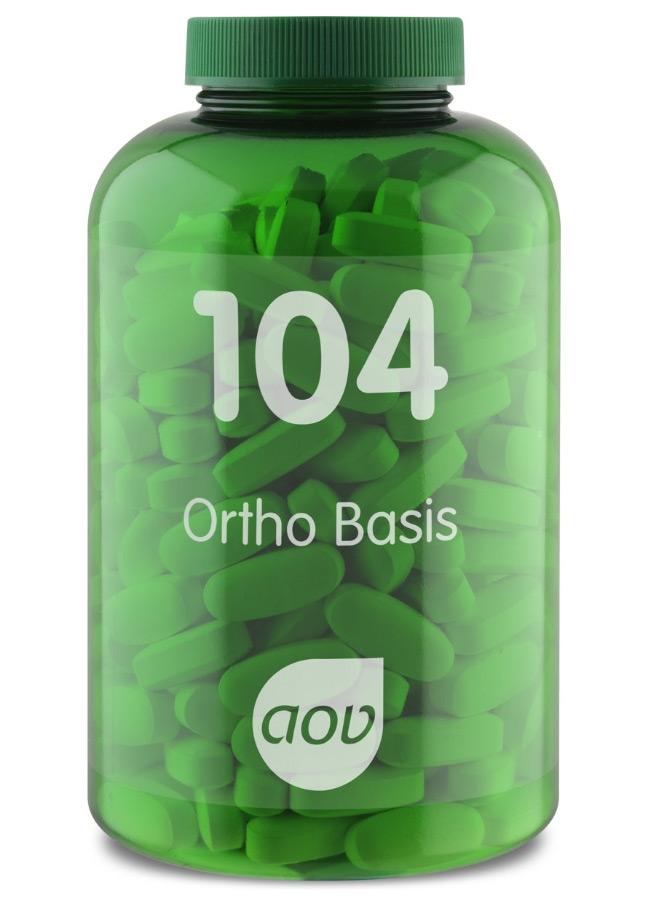AOV 104 Ortho Basis 270 Tabletten