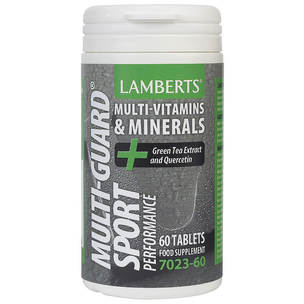 Lamberts Healthcare Multi-Guard® Sport 60 Tabletten