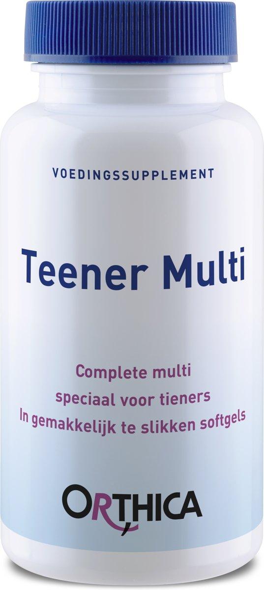 Orthica Teener Multi 120 Kapseln