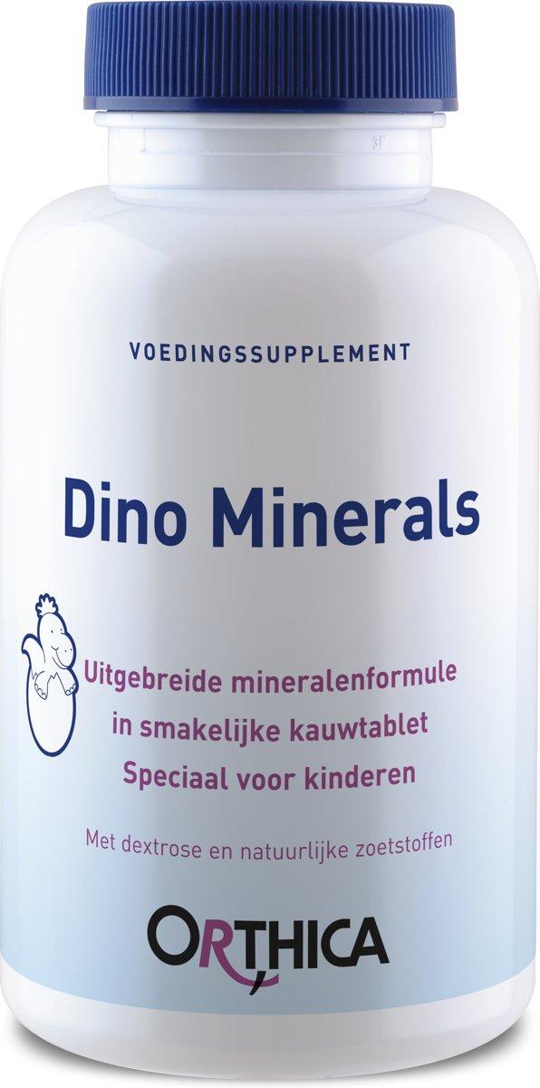 Orthica Dino Minerals (für Kinder) 90 Kautabletten