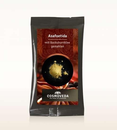 Cosmoveda Asafoetida (mit Bockshornklee) Fair Trade 10 g