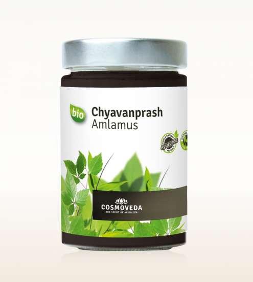 Chyavanprash Bio DE-ÖKO-003 700g Glas Amla-Mus CV