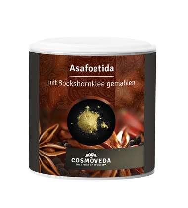 Cosmoveda Asafoetida Konventionell (mit Bockshornklee) Fair Trade 100g