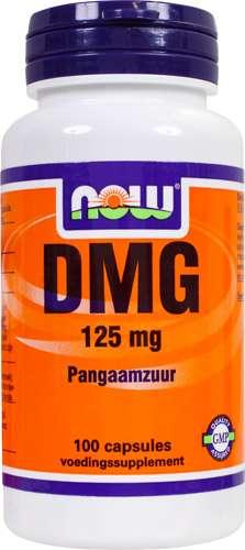 NOW Foods DMG (Di-Methyl-Glycin) 100 Kapseln
