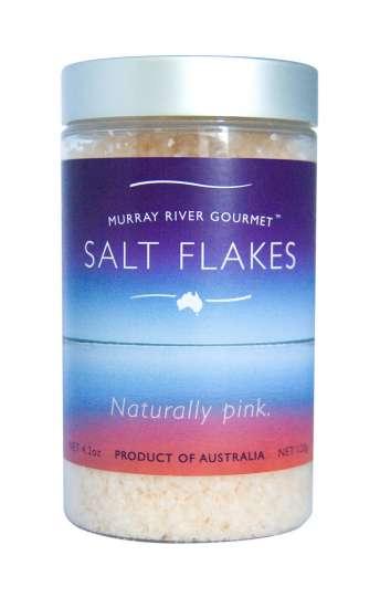Gourmetsalz, Feinkost kaufen: Murray River Gourmet Murray River Salz 120g Dose - Vitaminwelten ...