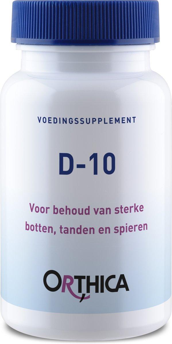 Orthica D-10 (10mcg Vitamin D) 120 Tabletten