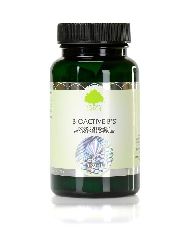 G&G Vitamins BioActive Bs 60 veg. Kapseln (vegan)