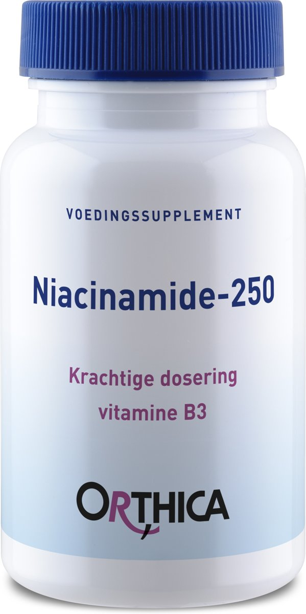Orthica Niacinamid-250 90 Tabletten
