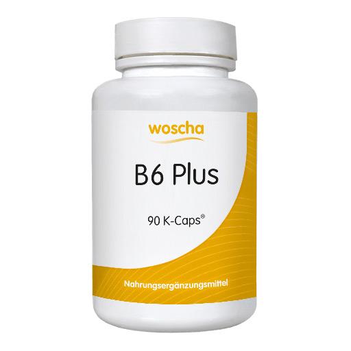 woscha B6 Plus 90 K-CAPS® (vegan) (16g)