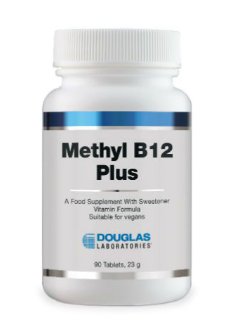Douglas Laboratories Europe Methyl B12 Plus 90 Lutschtabletten (20g)(vegan)