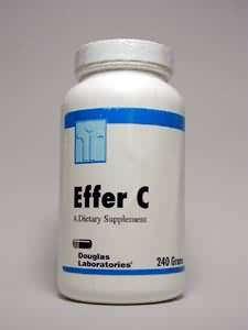 Douglas Laboratories USA Effer C (gepuffertes Vitamin C) 240 g Pulver