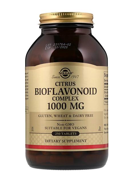 Solgar Citrus Bioflavonoid Complex 250 Tabletten
