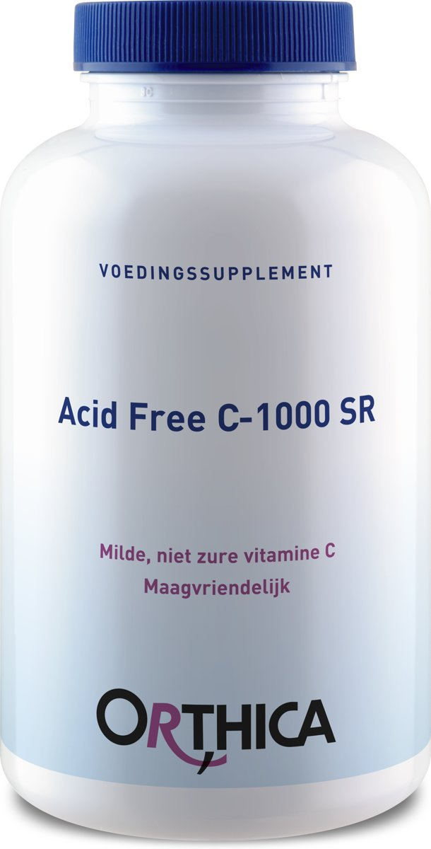 Orthica Acid Free C-1000 SR 180 Tabletten