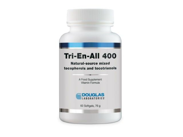 Douglas Laboratories Europe Tri-En-All (Vitamin E 400 IE) 60 Softgels (76g)