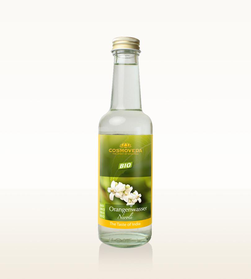 Cosmoveda BIO Orangenblütenwasser  275ml Flasche