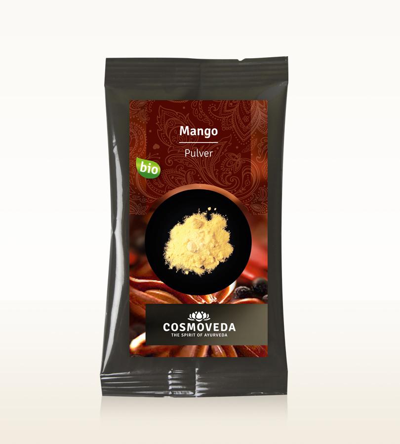 Cosmoveda BIO Mango Frucht Pulver 20g Beutel