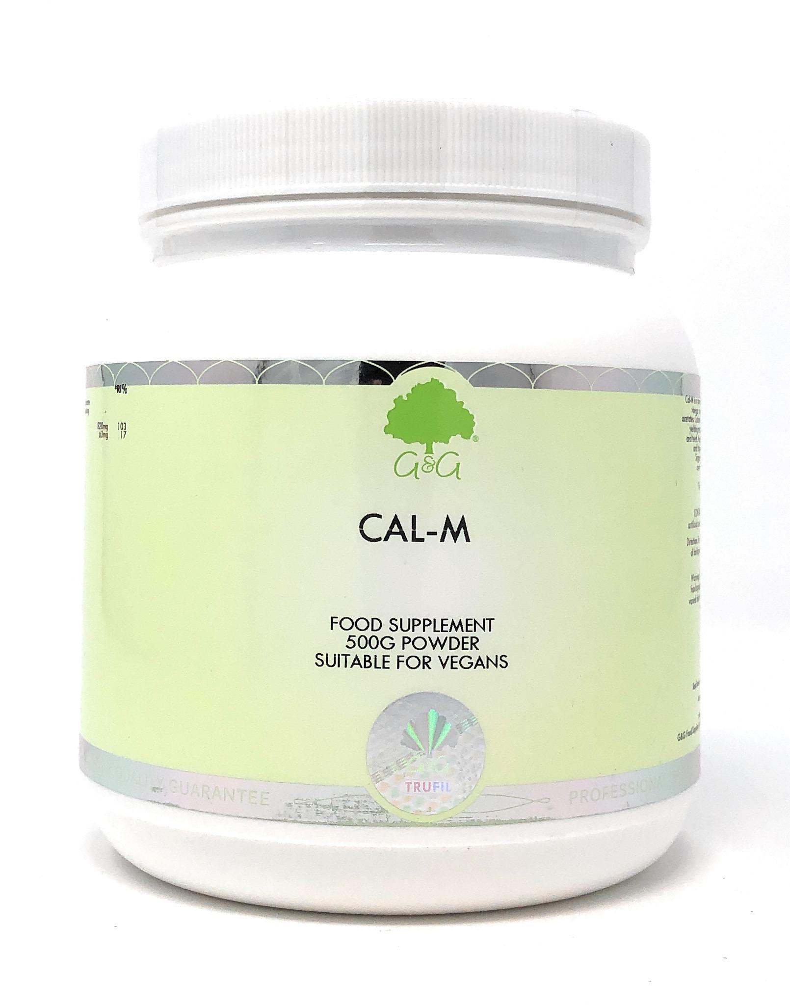 G&G Vitamins CAL-M Powder 1kg Pulver