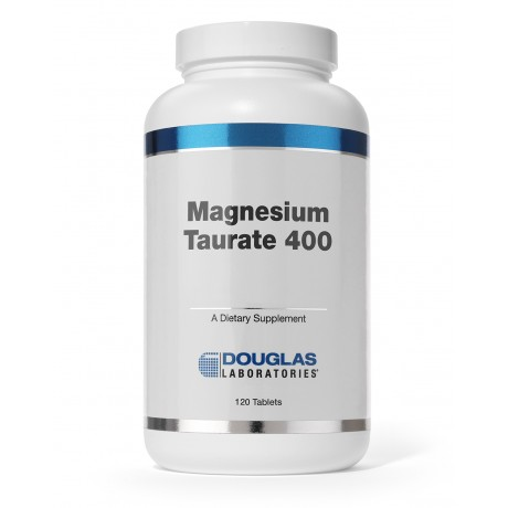 Douglas Laboratories Europe Magnesium Taurate 400 (100 mg Mg) 120 Tabletten (222g)