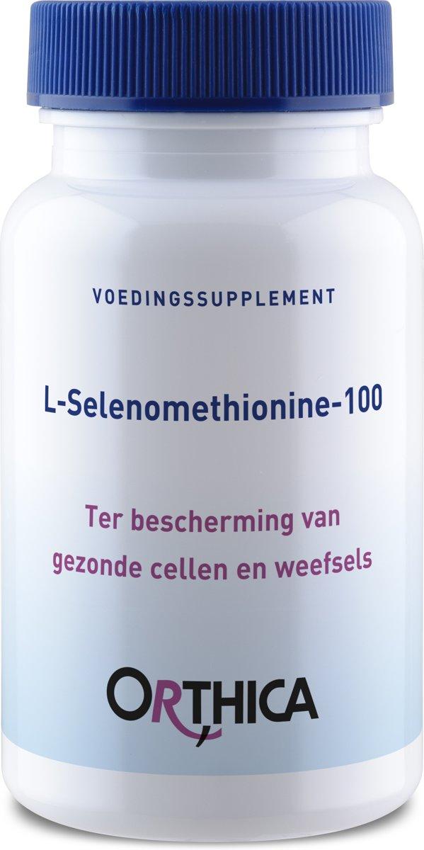 Orthica L-Selenomethionine-100 60 Kapseln