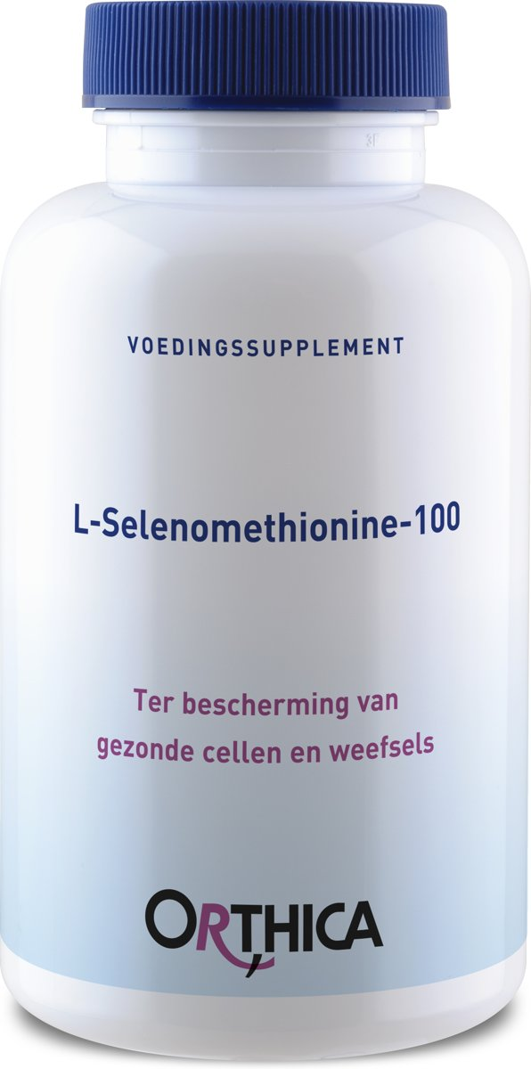Orthica L-Selenomethionine-100 180 Kapseln