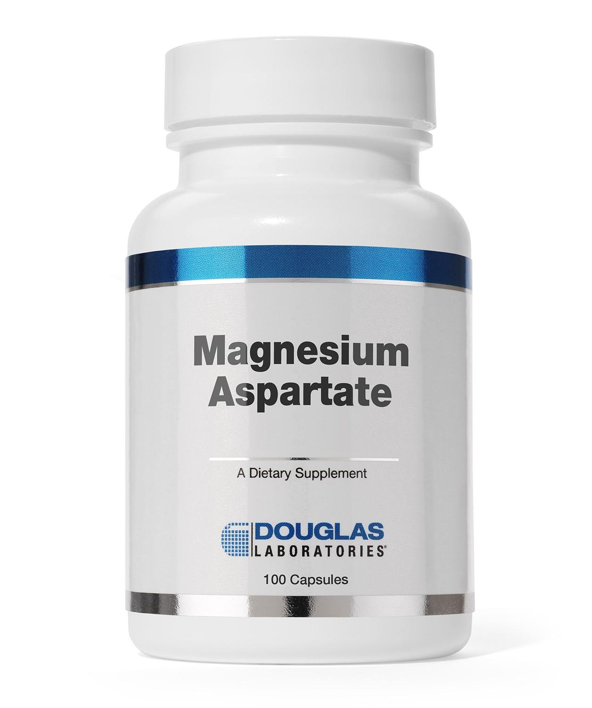 Douglas Laboratories USA Magnesium Aspartate 100 Kapseln