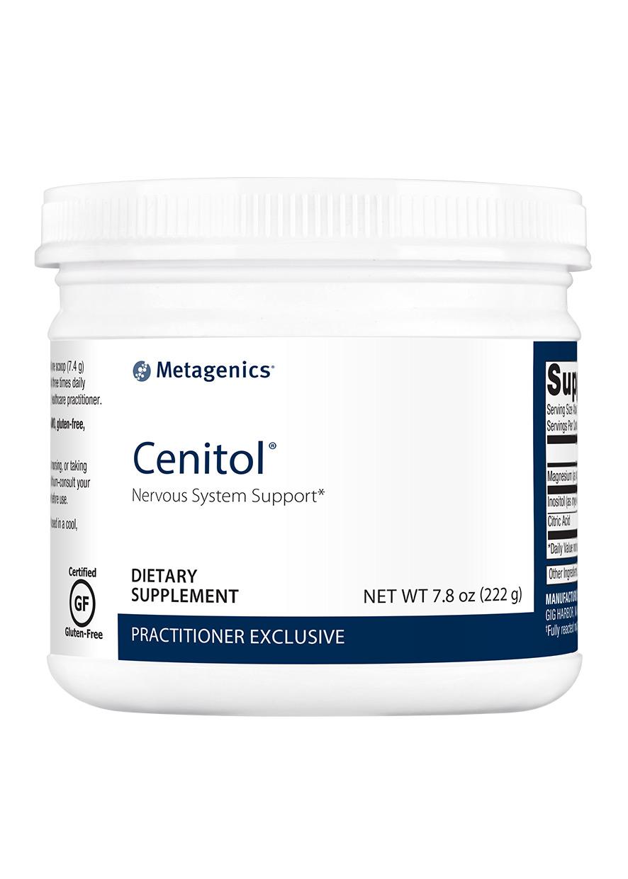 Metagenics Cenitol® (Magnesium-Gylcinat + myo-Inositol) 222g Pulver