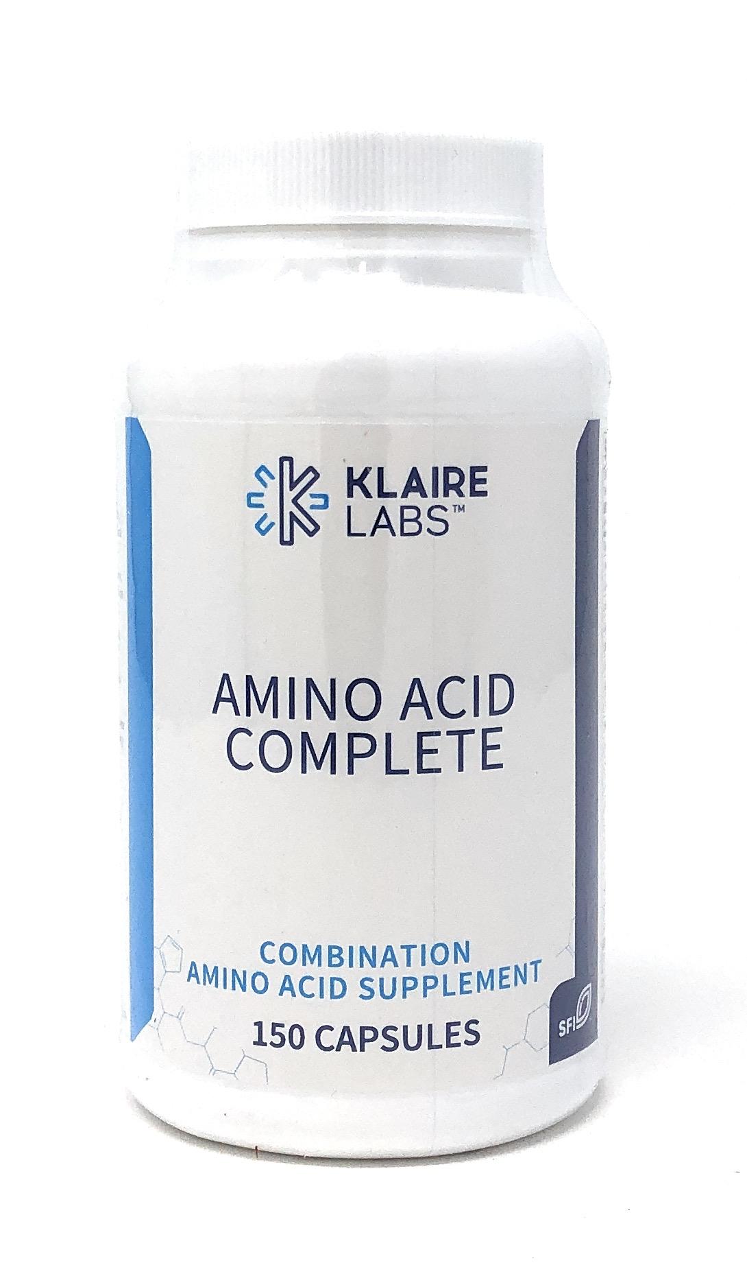 Klaire Labs Amino Acid Complete 150 veg. Kapseln