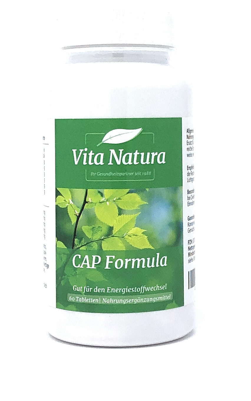 Vita Natura CAP-Formula 60 Tabletten (58,5g)