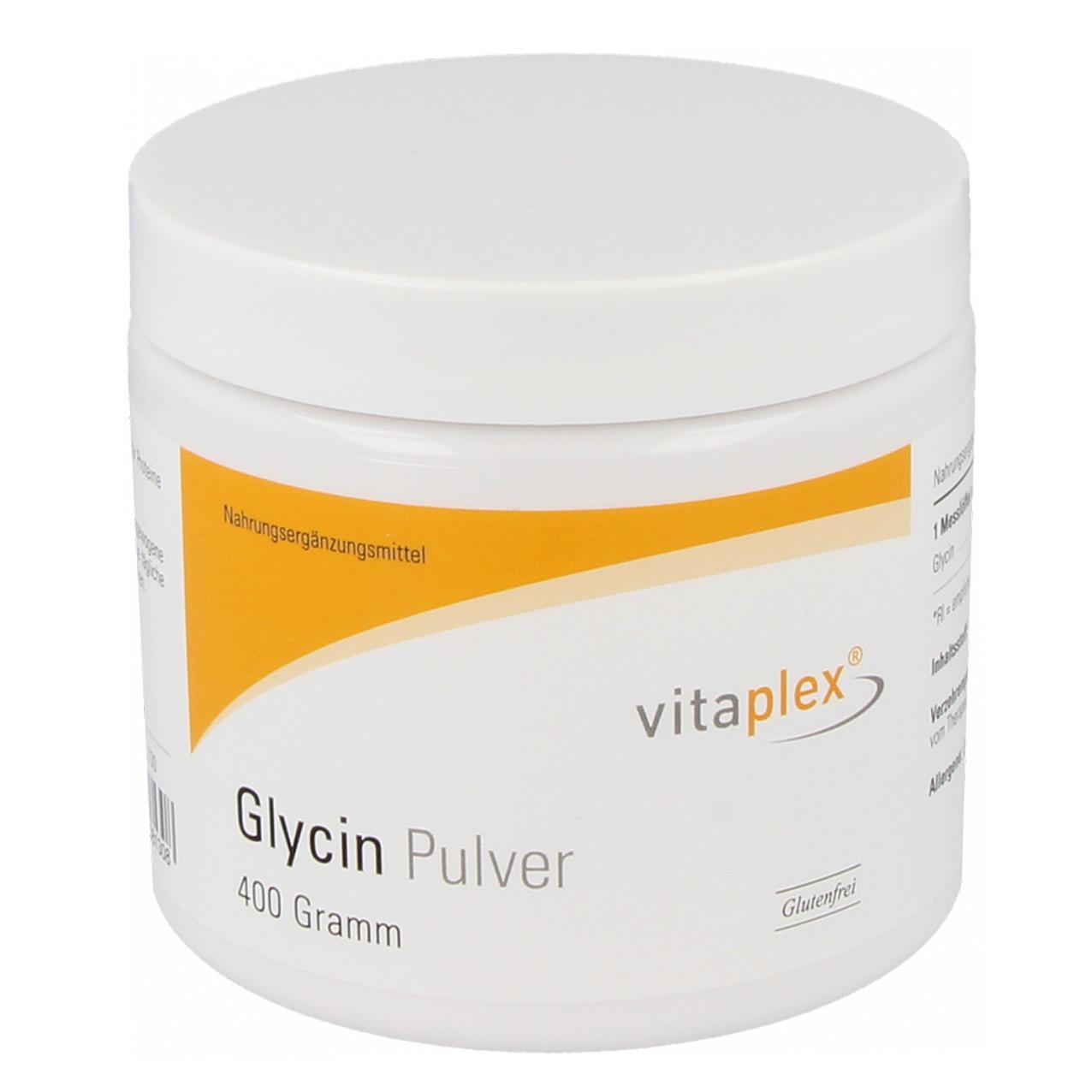 Vitaplex Glycine 400g Pulver