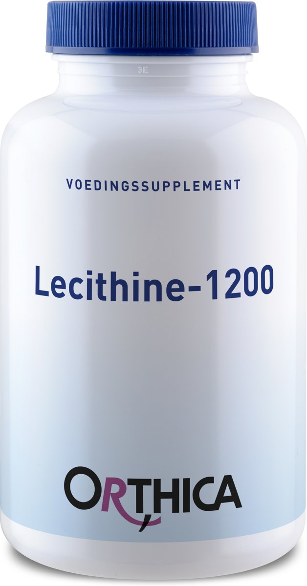 Orthica Lecithin-1200 90 Softgels