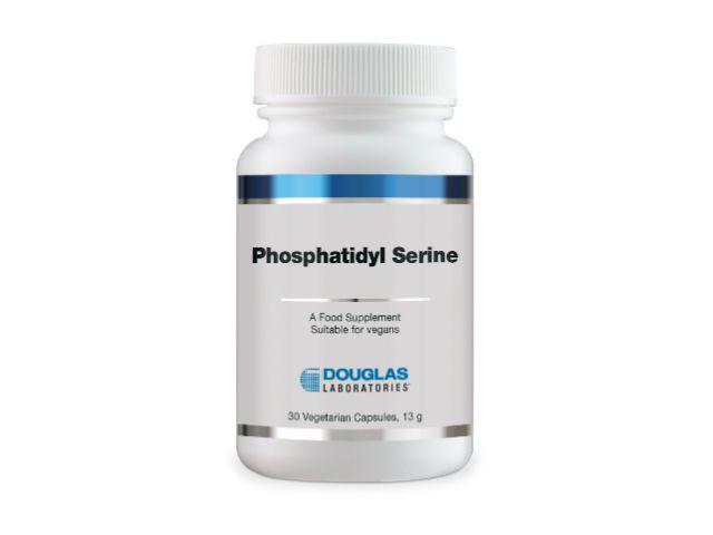 Douglas Laboratories Europe Phosphatidyl-Serine 30 Softgels (13g)