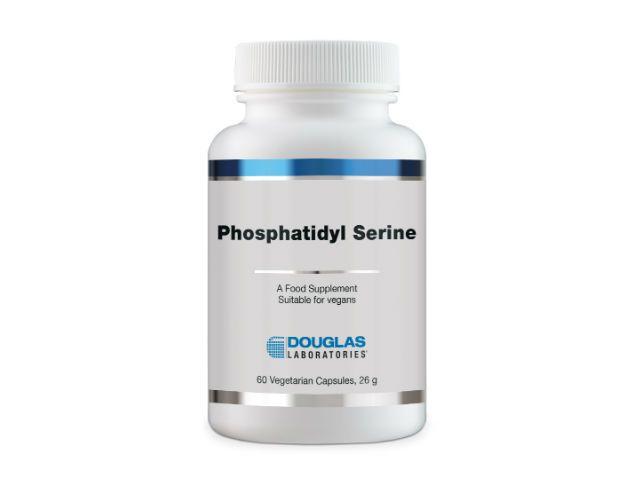 Douglas Laboratories Europe Phosphatidyl-Serine 60 veg. Kapseln (26g)