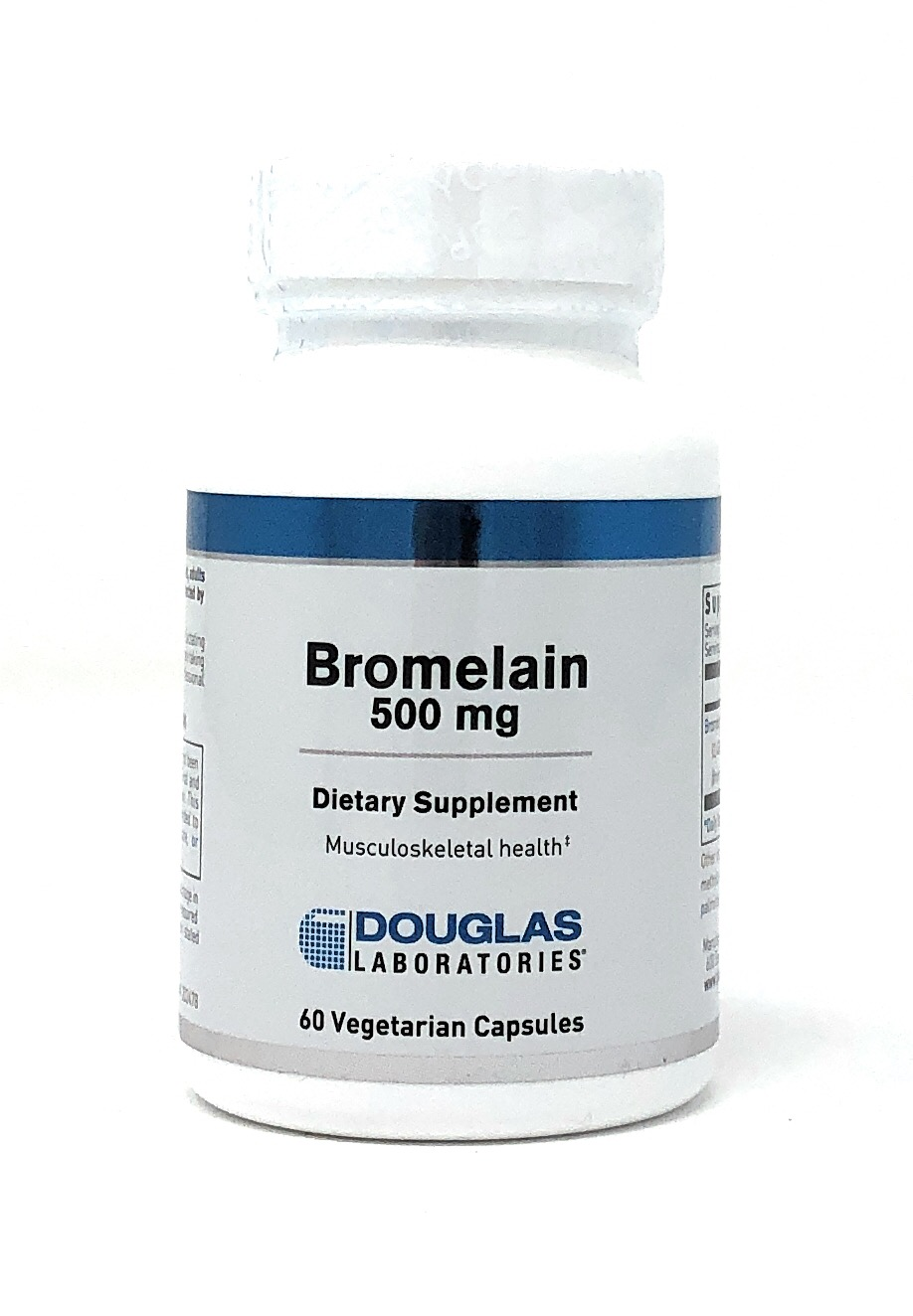 Douglas Laboratories USA Bromelain 500mg 60 veg. Kaspeln