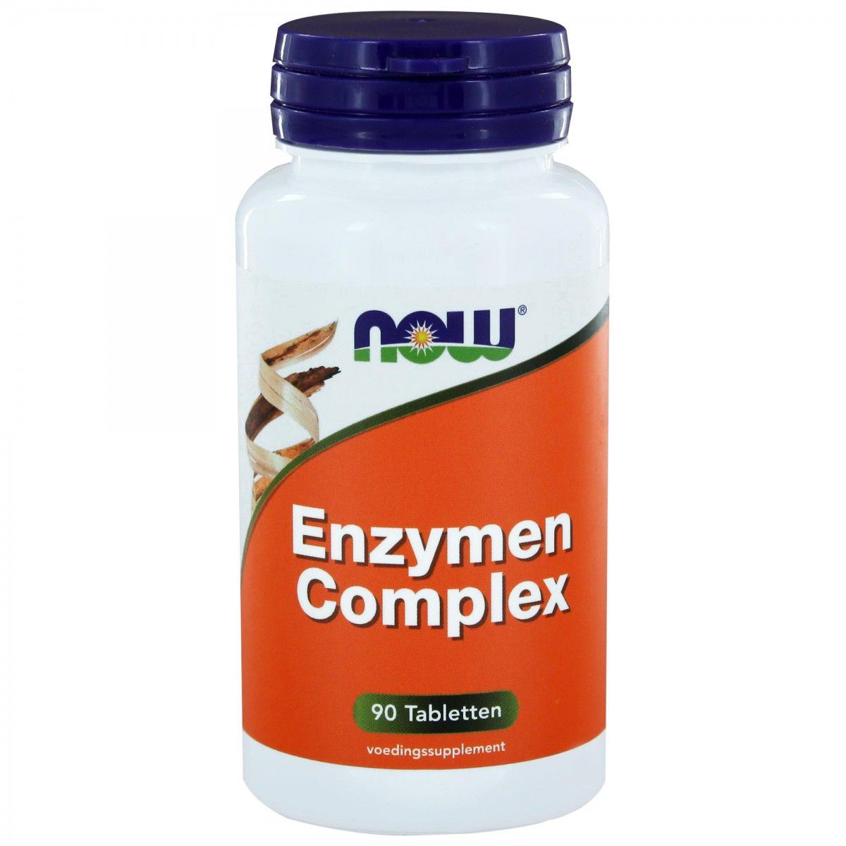 NOW Foods Enzymen Complex 90 Tabletten