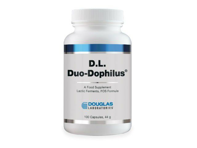 Douglas Laboratories Europe D.L. Duo-Dophilus 100 Kapseln (44g)
