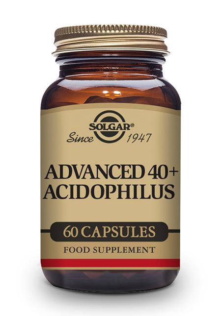 Solgar Advanced 40+ Acidophilus 60 veg. Kapseln (vegan)