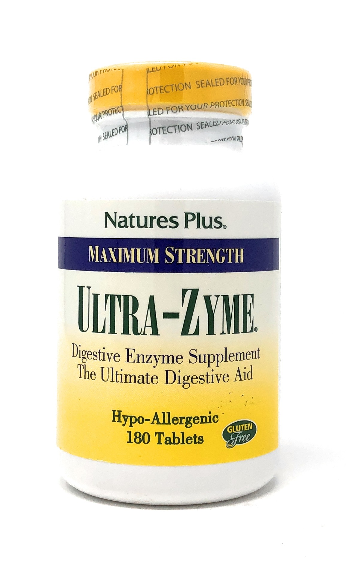 Natures Plus Ultra-Zyme® 180 Tabletten (211,7g)